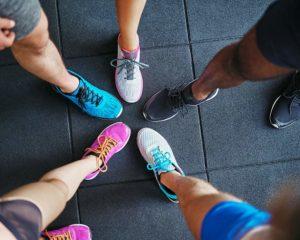 Teamwork-Shoes